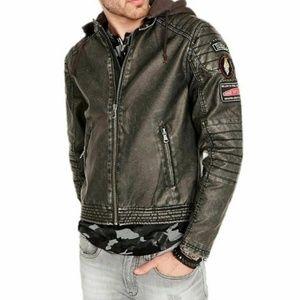 Buffalo David Bitton Hooded Jawashin Jacket XL